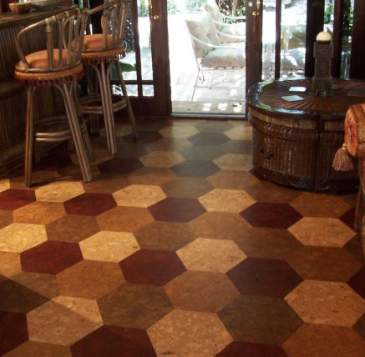 Cork Flooring For Your Wine Cellar Or Tasting Room Wine