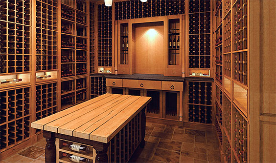 How to Properly Prepare a Room For a Wine Cellar - Wine Design