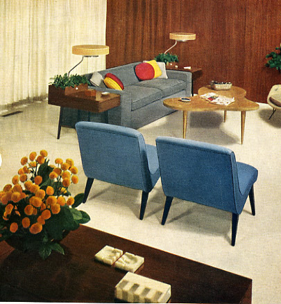 """What Is Mid Century what is """"mid-century modern"""" anyway? - historic interior design"""
