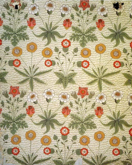 William morris-1864-daisy 2