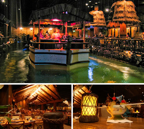 Preserving Polynesian Pop The Tonga Room At The Fairmont